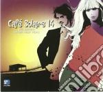 CAFE' SOLAIRE 14 cd musicale di ARTISTI VARI