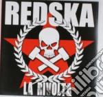 Redska - La Rivolta cd musicale di Redska