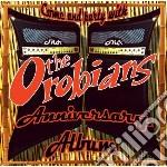 ANNIVERSARY ALBUM                         cd musicale di OROBIANS