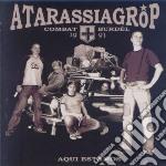 Atarassia Group - Aqui Estamos cd musicale