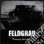 Feldgrau - Mechanized Misanthropy cd musicale di Feldgrau