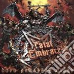 Fatal Embrace - Dark Pounding Steel cd musicale di Embrace Fatal