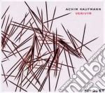 Achim Kaufmann - Verivyr cd musicale di Achim Kaufmann