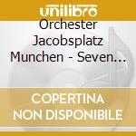 Seven quartets i-vii cd musicale di John Cage