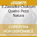 Chukrum cd musicale di Giacinto Scelsi