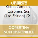 CORONER'S SUN-2CD BOX Ltd.Edition cd musicale di KIRLIAN CAMERA