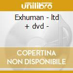 Exhuman - ltd + dvd - cd musicale di Form Die