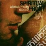 Spiritual Front - Armageddon Gigolo' cd musicale di Front Spiritual