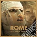Rome - Masse Mensch Material cd musicale di ROME