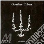 ZEITLUPE                                  cd musicale di Erben Goethes