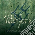 First anthology cd musicale di Pitchfork Project