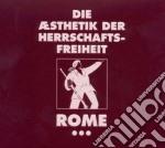 Rome - Die Aesthetik...band 3 cd musicale di Rome