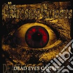 Crimson Ghosts - Dead Eyes Can See cd musicale di Shots Crimson