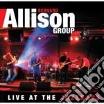 Bernard Allison - Live At The Jazzhaus cd musicale di Bernard Allison