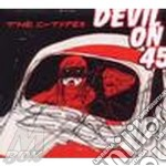 Devil on 45 cd musicale di The C-Types