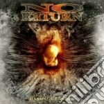 CD - NO RETURN            - MANIPULATED MIND cd musicale di NO RETURN