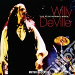 Willy Deville - Live At The Metropol - Berlin cd musicale di Willy Deville