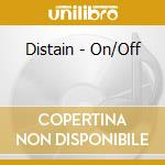 On/off cd musicale di !distain