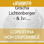 Grischa lichtenberger-and iv(inertia)cd cd musicale di Lichtenberge Grischa