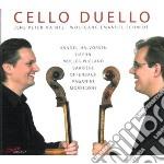 CELLO DUELLO                              cd musicale di MISCELLANEE