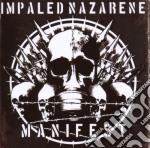 Impaled Nazarene - Manifest cd musicale di IMPALED NAZARENE