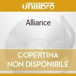 Alliance cd musicale di Knights Grail