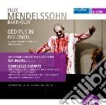 Oedipus at colonus cd musicale di Felix Mendelssohn
