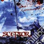 Sceptor - Command! cd musicale di Sceptor