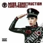 KUNSTPRODUKT                              cd musicale di Construction Miss