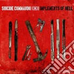 Suicide Commando - Implements Of Hell cd musicale di Commando Suicide