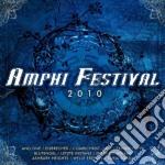 AMPHI FESTIVAL 2010                       cd musicale di Artisti Vari