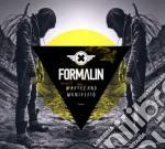 Wasteland manifesto cd musicale di Formalin
