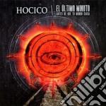 Hocico - El Ultimo Minuto cd musicale di Hocico