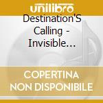 INVISIBLE WALLS                           cd musicale di Callin Destination's