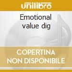 Emotional value dig cd musicale di Tom Shareholder