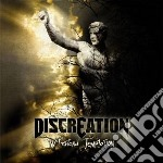 Discreation - Withstand Temptation cd musicale di Discreation