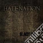 Hatenation - Blacklist cd musicale di Hatenation
