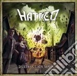 Hatred - Destruction Manual cd musicale di Hatred