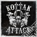 Kottak - Attack cd musicale di Kottak