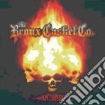 Bronx Casket Co. - Antihero cd musicale di Bronx casket co.