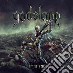 Godslave - Into The Black cd musicale di Godslave