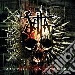 Seita - Asymmetric Warfare cd musicale di Seita