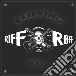 Riff Raff - Leaving D.c. cd musicale di Raff Riff