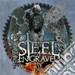 On high wings we fly cd musicale di Engraved Steel