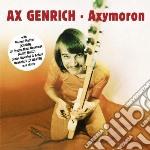 Genrich, Ax - Axymoron cd musicale di Ax Genrich