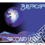 Second wind cd musicale di Bullfrog