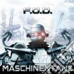 F.o.d. - Maschinentanz cd musicale di F.O.D.