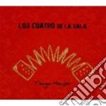 Los Cuatro De La Sal - Tango Manjar cd musicale di LOS CUATRO DE LA SAL