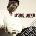 All the time in the world cd musicale di Brenda Boykin