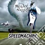 Rock Bunnies - Speedmachine cd musicale di Bunnies Rock